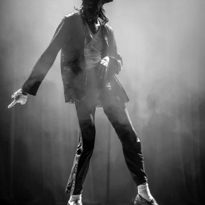 Christoff as MJ - Michael Jackson Impersonator in Las Vegas, Nevada