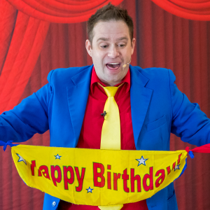 Christopher Cool - Children's Party Magician / Clown in Calgary, Alberta