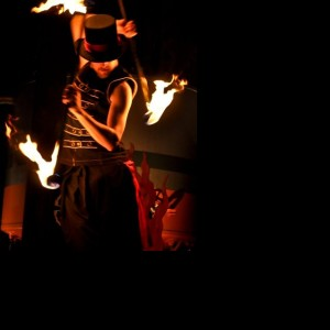 Christopher Dall - Fire Performer in San Antonio, Texas