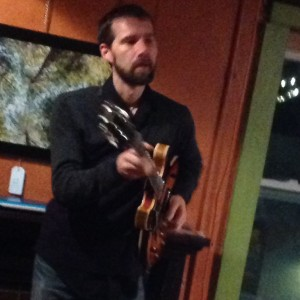 Christopher Jones - Jazz Guitarist in Davidson, North Carolina