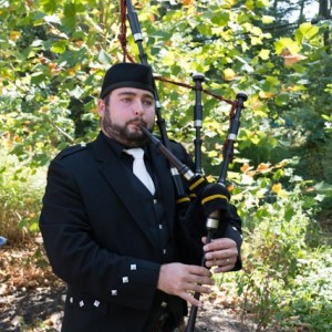 Christopher Lewis - Bagpiper in Philadelphia, Pennsylvania