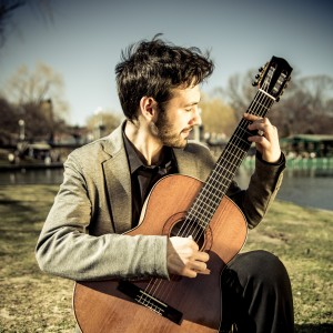 Christopher Schoelen - Classical Guitarist - Classical Guitarist in Boston, Massachusetts
