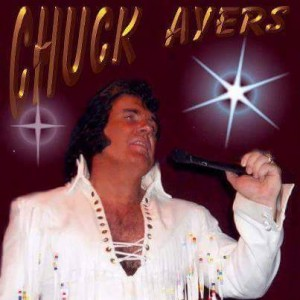 Chuck Ayers, Charlotte's Voice of Elvis