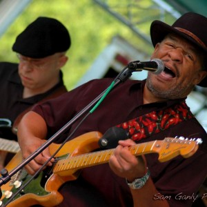 Chuck Beattie Band - Blues Band in Asheville, North Carolina