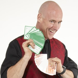 "Chuck G.""The Irish Magic Guy"" - Magician / College Entertainment in Idaho Falls, Idaho"