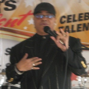 Chuck Henderson entertainer extrodinaire - Soul Singer in Daytona Beach, Florida