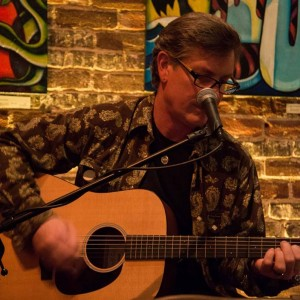 Chuck Richards - Singing Guitarist in Santa Cruz, California