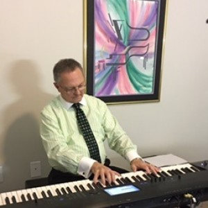 Chuck Sykes - Keyboard Player in Dallas, Texas