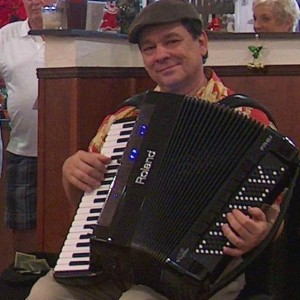 Chuck Henry and Music - Accordion Player in Sarasota, Florida