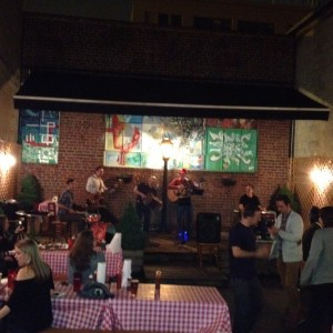 Church Point Riot - Cajun Band in Nyack, New York