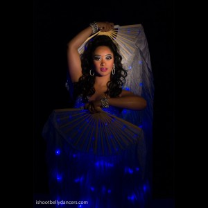 Ciana Ariel - Belly Dancer in Palm Beach Gardens, Florida
