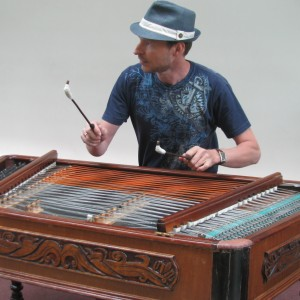 Cimbalom solo, or group
