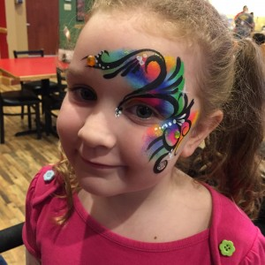 Cincinnati Face Painters - Face Painter / Halloween Party Entertainment in South Lebanon, Ohio