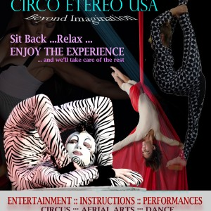 Circo Etereo - Circus Entertainment / Contortionist in Costa Mesa, California