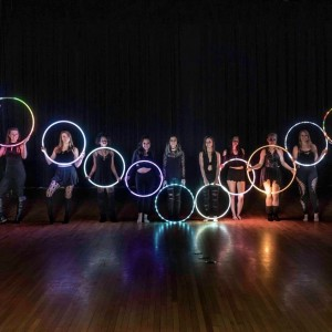 Circular Expressions - Hoop Dancer / Fire Dancer in Richmond, Virginia