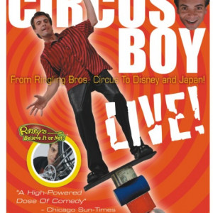 Circus Boy - Comedy Show / Comedy Magician in Oak Lawn, Illinois