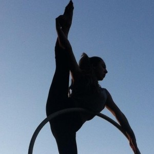 Hadleigh - Aerialist / Actress in Miami, Florida