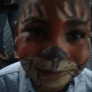 Circus Face Painting  - Face Painter in Detroit, Michigan