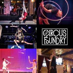 Circus Foundry - Circus Entertainment / Interactive Performer in Denver, Colorado