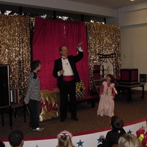 Circus Magik - Magician / Face Painter in Bushkill, Pennsylvania