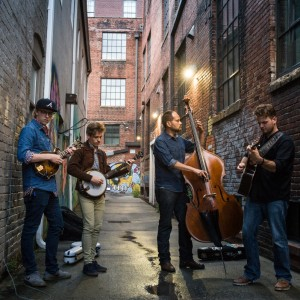 Circus No.9 - Bluegrass Band in Knoxville, Tennessee
