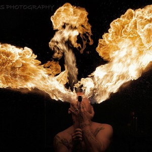 Circus of Hell - Fire Performer / Fire Eater in Edmonton, Alberta