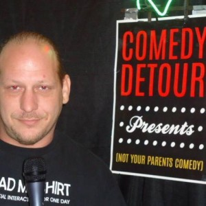 Ciro @Comedy Detour - Stand-Up Comedian in Dania Beach, Florida