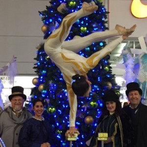 Cirque acts by Arevik - Balancing Act in Winter Haven, Florida