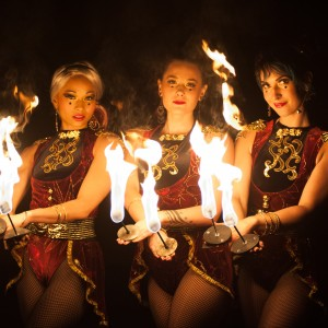 Cirque Cadia - Fire Performer / Outdoor Party Entertainment in Seattle, Washington