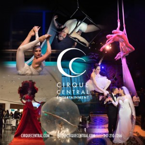 Cirque Central - Corporate Entertainment / Strolling Table in New York City, New York