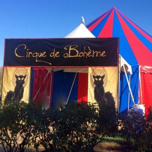 Cirque De Boheme - Circus Entertainment / Tent Rental Company in Sonoma, California