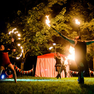 Cirque de Fuego - Fire Performer / Fire Eater in Burlington, Vermont
