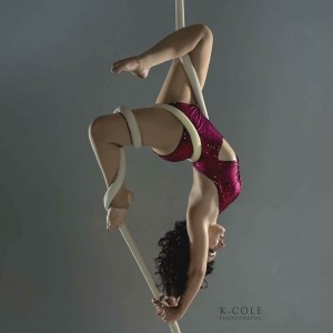 Samantha Diane - Circus Entertainment / Aerialist in New Orleans, Louisiana