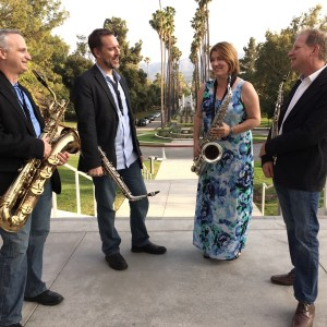 City of Angels Saxophone Quartet - Classical Ensemble in Los Angeles, California