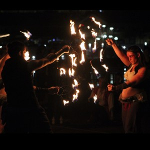 City of Embers - Fire Performer / Fire Eater in Tampa, Florida