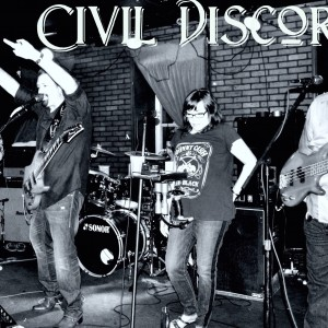 Civil Discord - Rock Band in Philadelphia, Pennsylvania