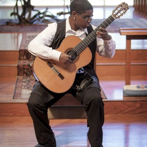 Ciyadh Wells - Classical Guitarist in Atlanta, Georgia