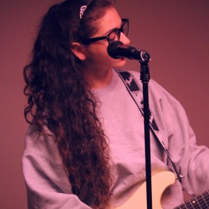 "Claire ""Bear"" Marsh - Singing Guitarist in Baltimore, Maryland"