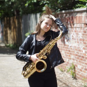 Claire Devlin - Jazz Band / Saxophone Player in Montreal, Quebec