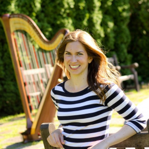 Claire Happel Ashe, harpist - Harpist / Celtic Music in Chicago, Illinois