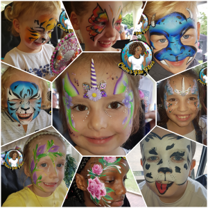 Clairesfunfaces - Face Painter / Body Painter in Coventry, Rhode Island