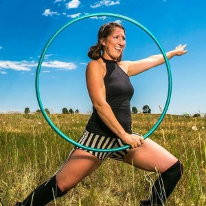 Clare McEnerney - Fire Performer in Denver, Colorado