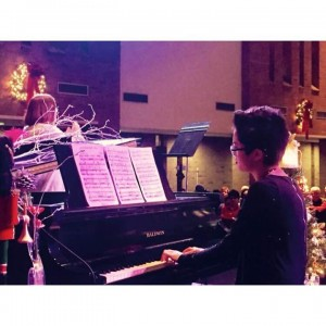 Clare Panek - Classical Pianist in Akron, Ohio