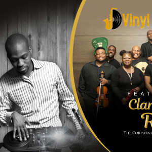 Vinyl Fuzion - Party Band / New Orleans Style Entertainment in Houston, Texas
