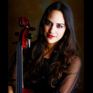 Clarissa Vieira - Cellist in Miami Beach, Florida