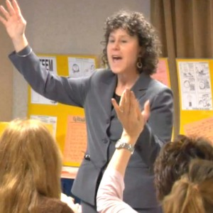 Class Management Expert Ruth Wells, M.S. - Motivational Speaker in Portland, Oregon