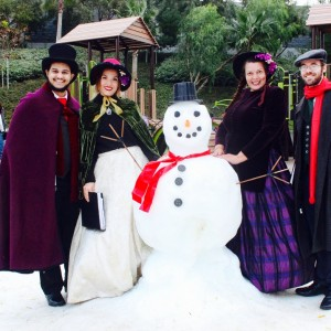 Classic Carolers OC - Christmas Carolers / Holiday Party Entertainment in Orange, California