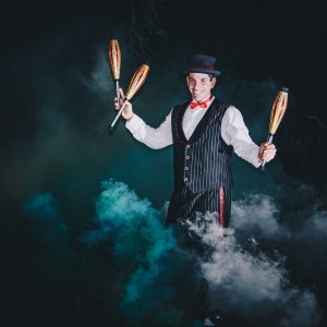 Classic Circus Entertainment - Juggler in West Palm Beach, Florida