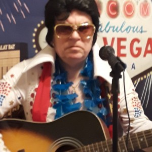 Classic Elvis & Classic Willie by Jim Smith - Elvis Impersonator / Willie Nelson Impersonator in San Antonio, Texas