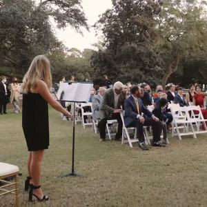 Classical Background Music for Events - Violinist / Wedding Entertainment in Charlotte, North Carolina